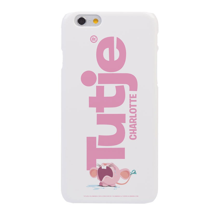 Telefoonhoesje Tutje - iPhone 6s