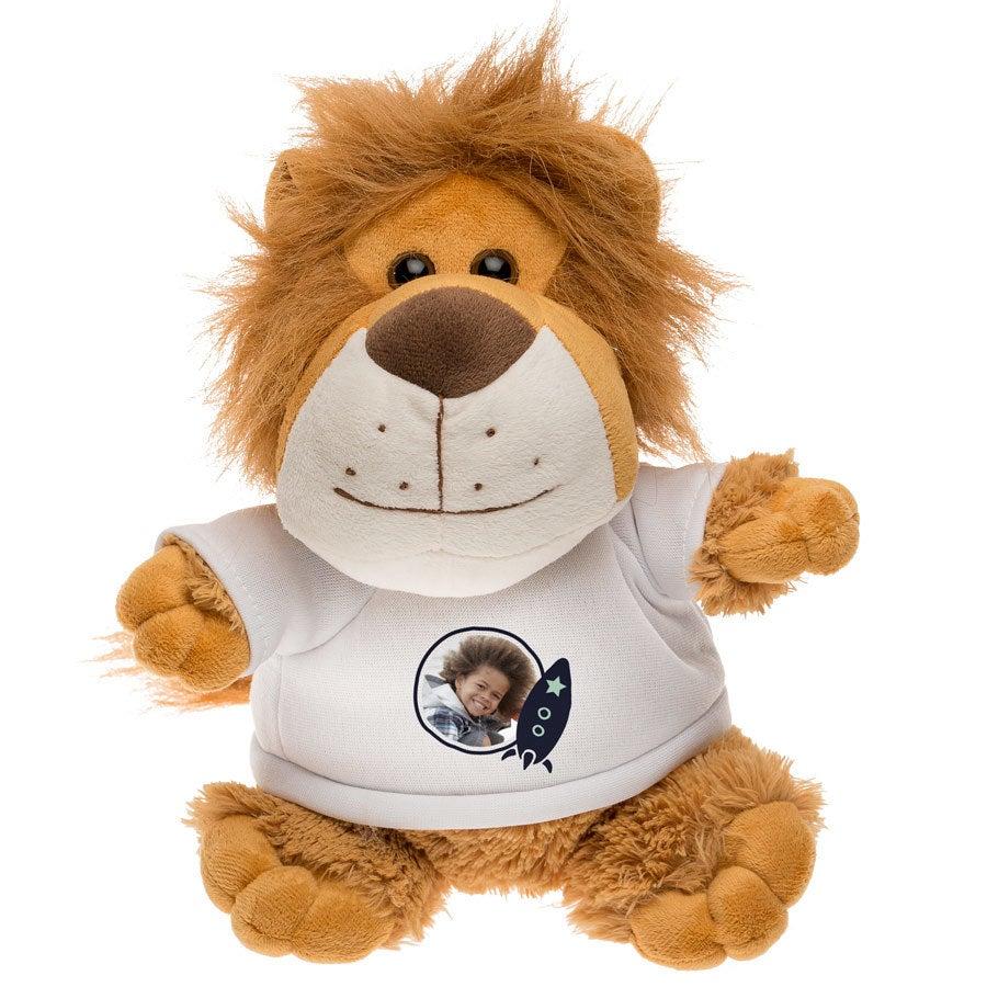 Kuscheltier - Löwe