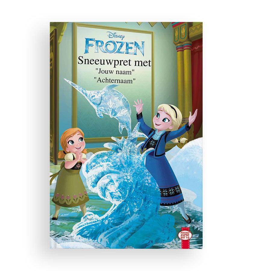 Disney Frozen - Sneeuwpret (softcover)
