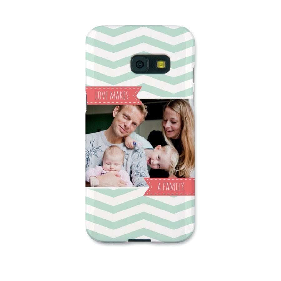 Handyhüllen - Samsung Galaxy A3 - Fotocase rundum bedruckt