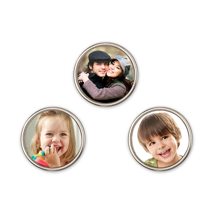 Click Charms - Set of 3