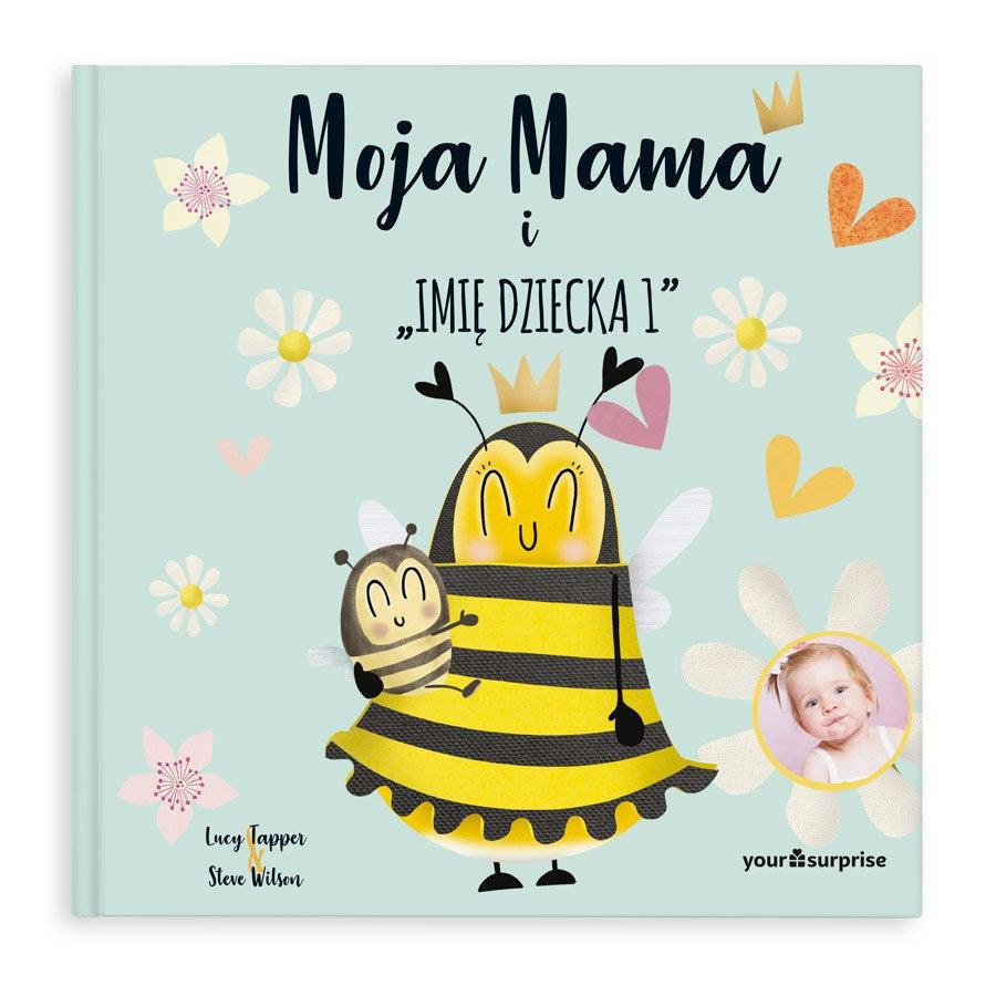 Personalizowana książka - Nasza Mama