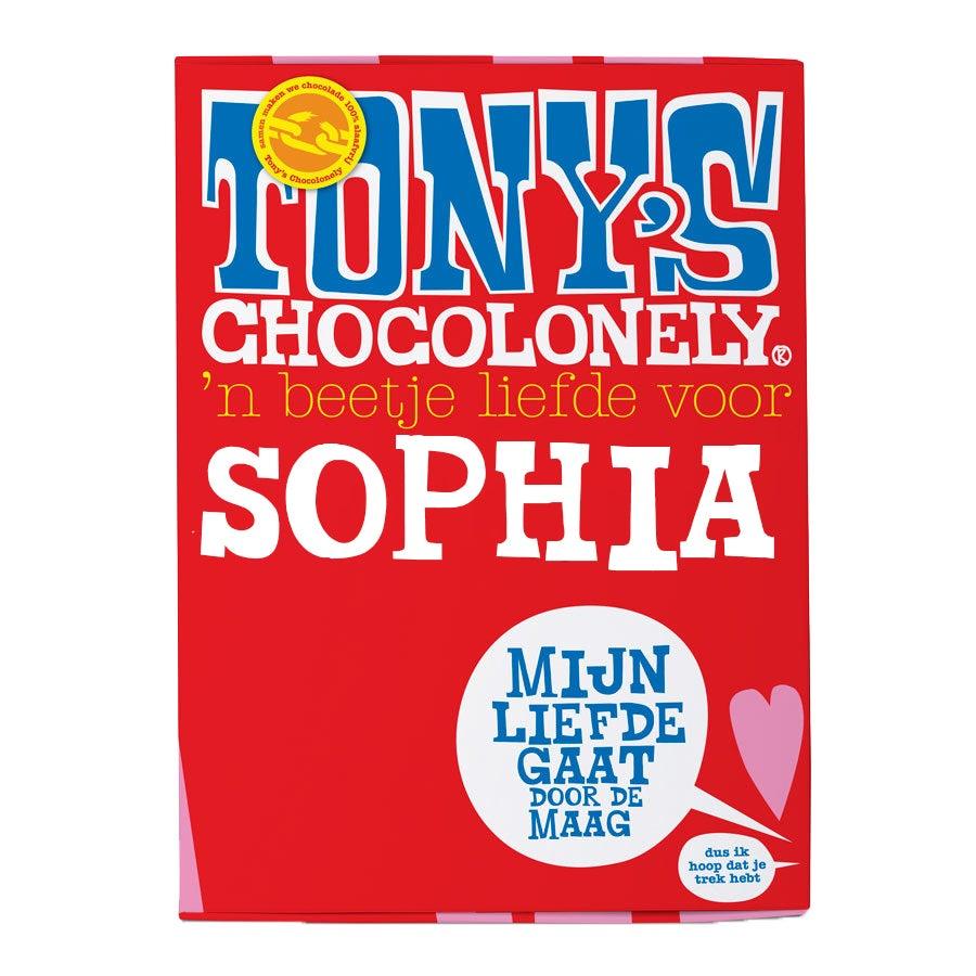 Tony's Chocolonely - Liefde (Melk)