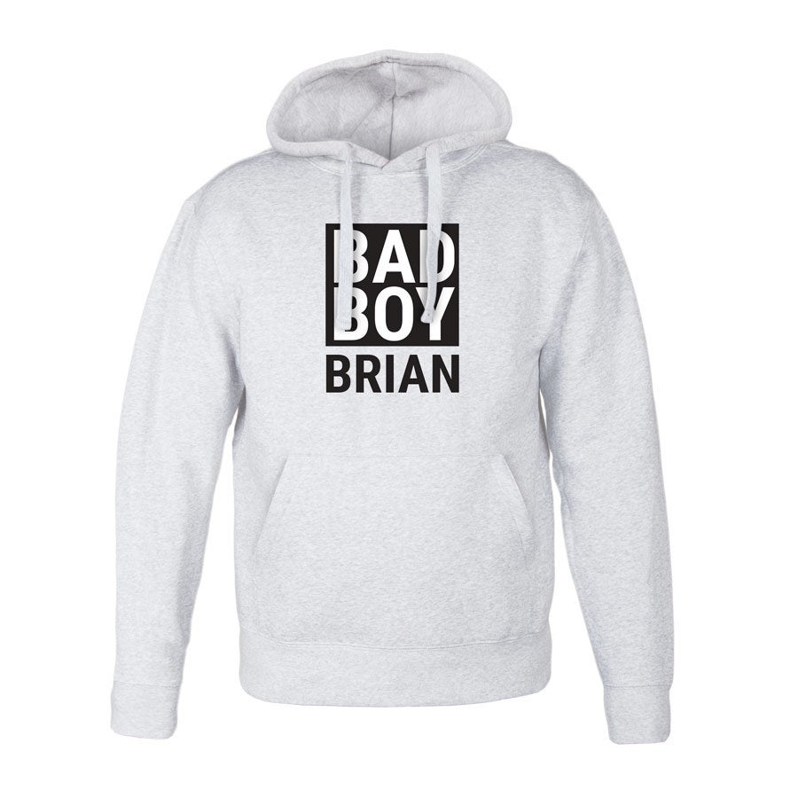 Men's hoodies - Grey (S)