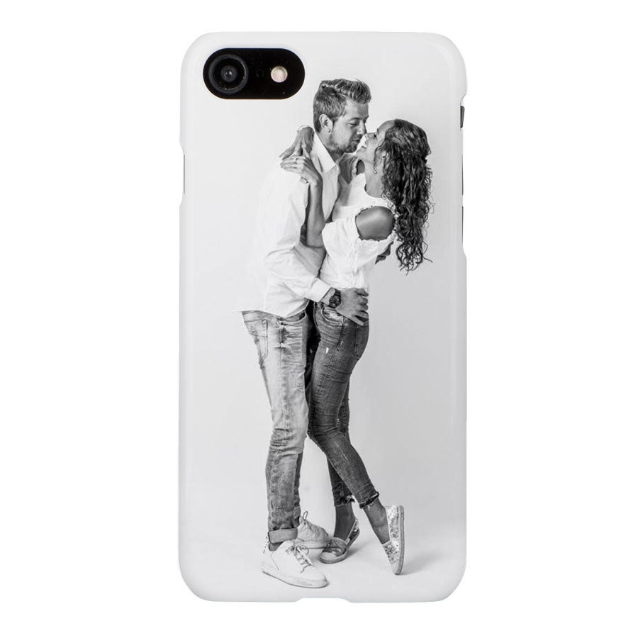 Etui na telefon - iPhone 8 - druk 3D
