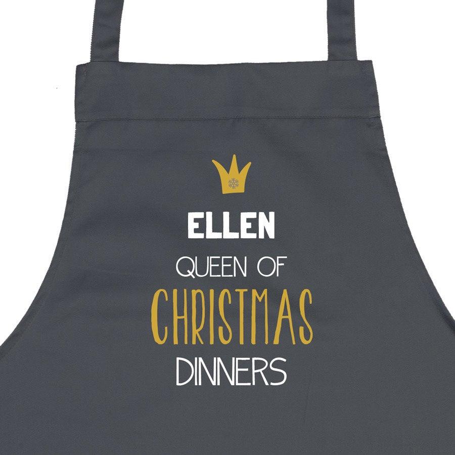Świąteczny fartuch kuchenny