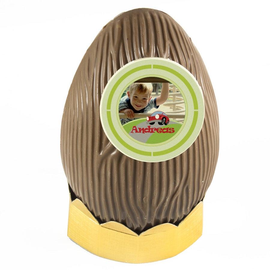 Schokoladen Osterei - Milch