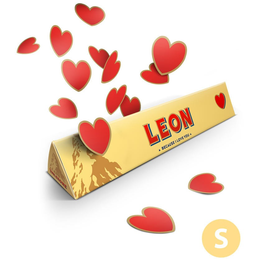 - Toblerone Schokolade Liebe (100 Gramm) - Onlineshop YourSurprise