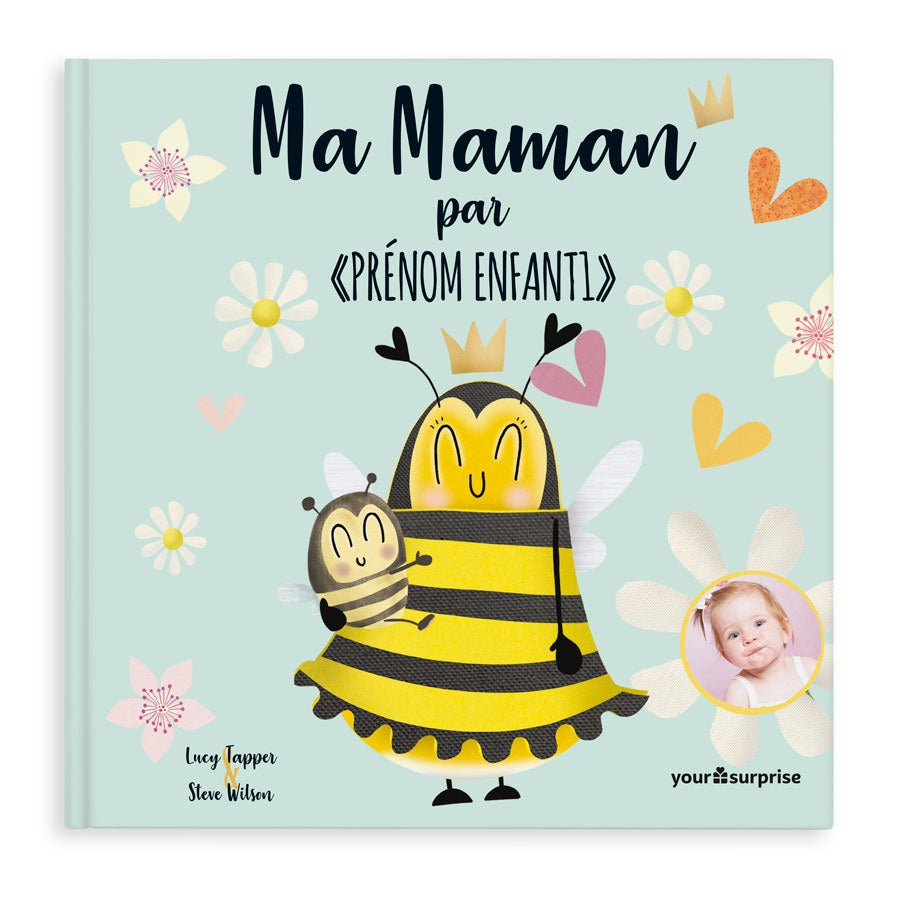 Livre Pour Maman From Lucy Yoursurprise
