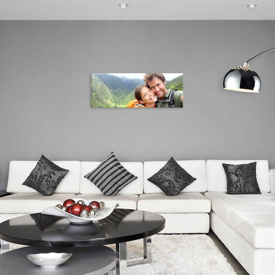 Foto op plexiglas - 80 x 30 cm