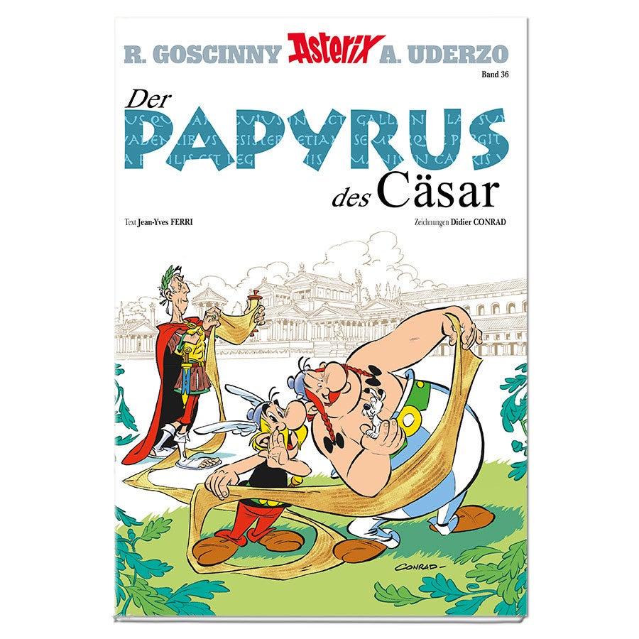 Asterix Band 36 - Notizbuch gestalten, Hardcover