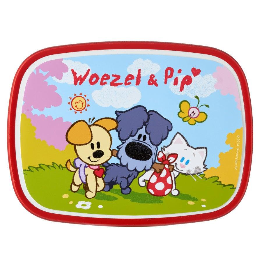 Woezel en Pip - Lunchbox