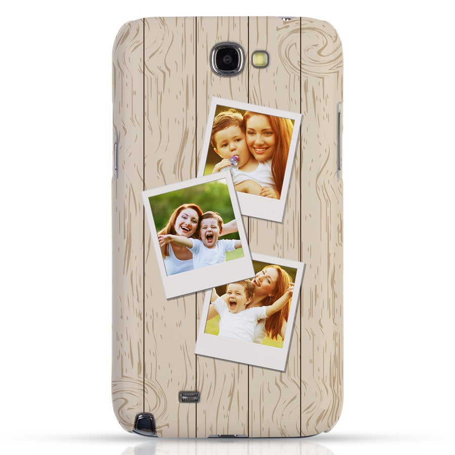 Telefoonhoesje - Samsung Galaxy Note 2- 3D bedrukt