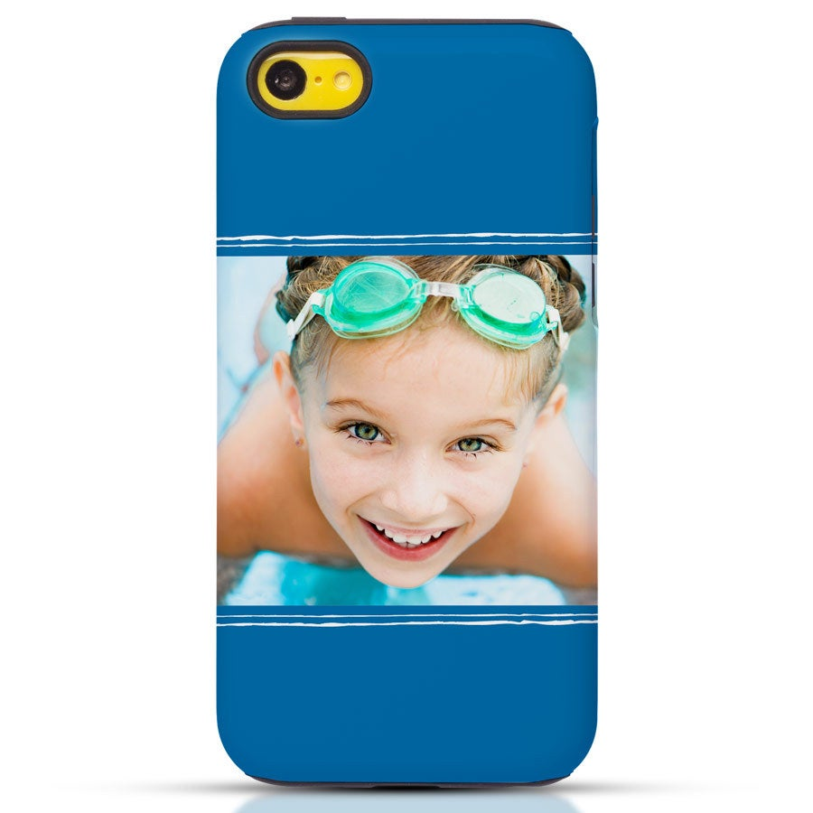 Telefoonhoesje bedrukken - iPhone 5c - Tough case