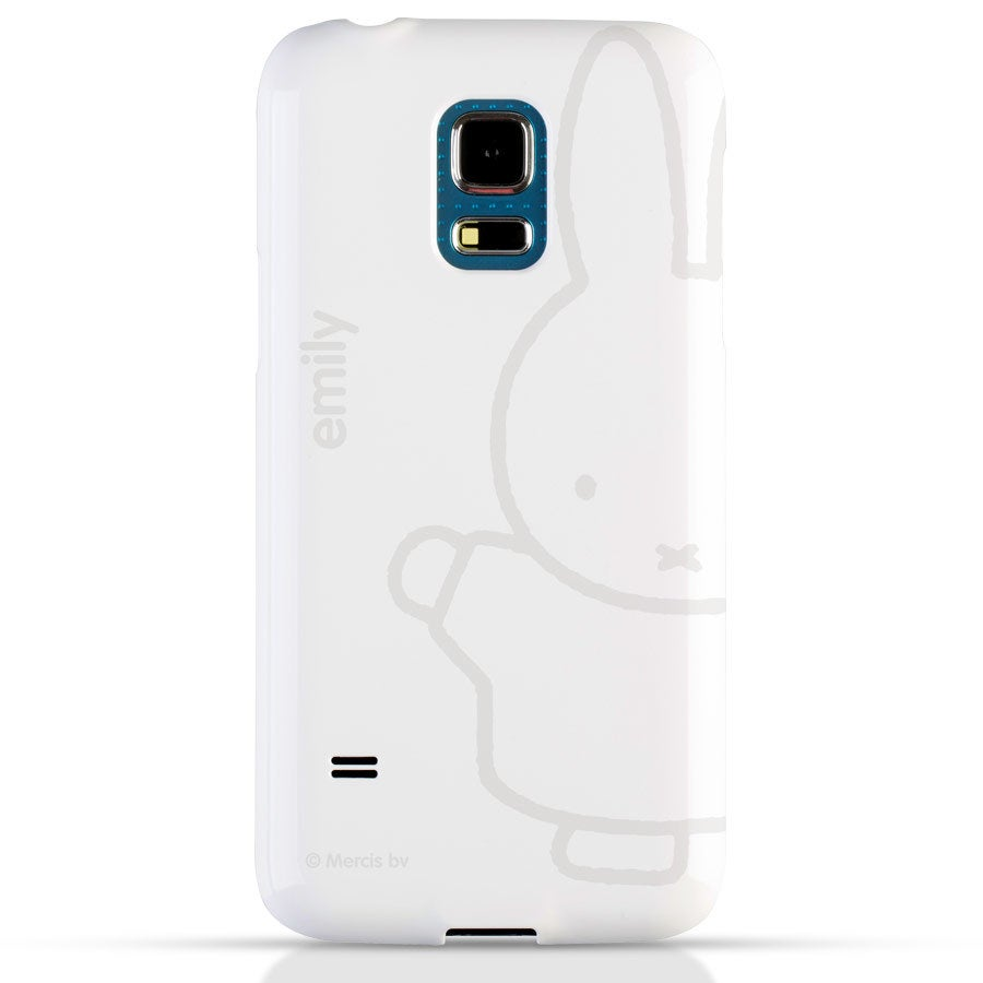 Telefoonhoesje nijntje - Samsung Galaxy S5 Mini