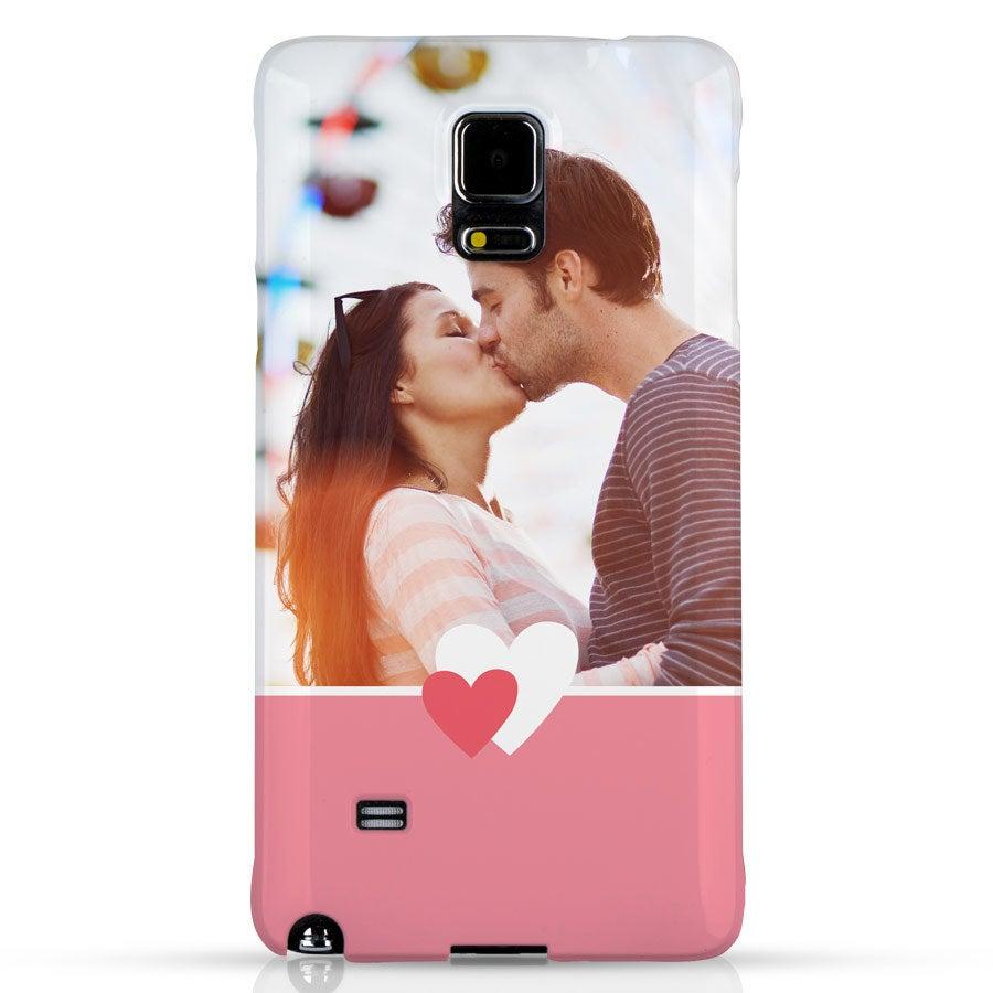 Handyhüllen - Samsung Galaxy Note 4 - Fotocase rundum bedruckt