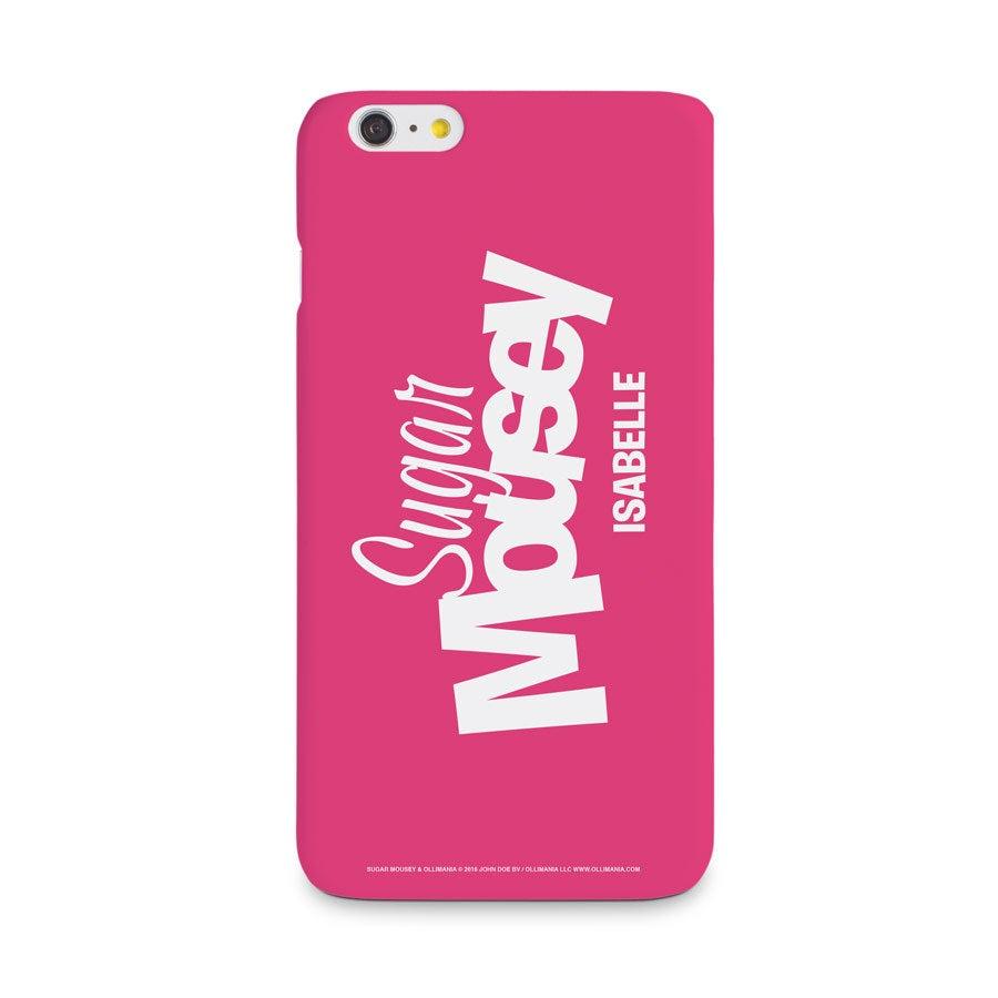 Sugar Mousey phone case - iPhone 6 plus - 3D print