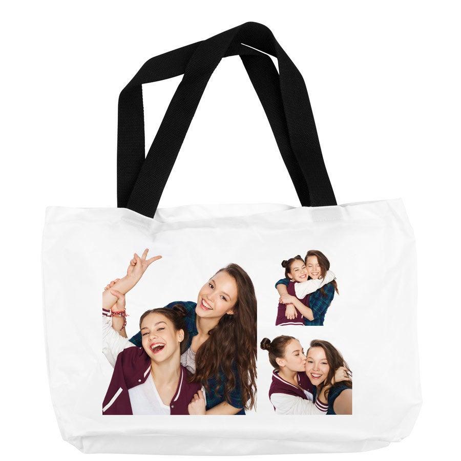 Nákupní taška - bílá