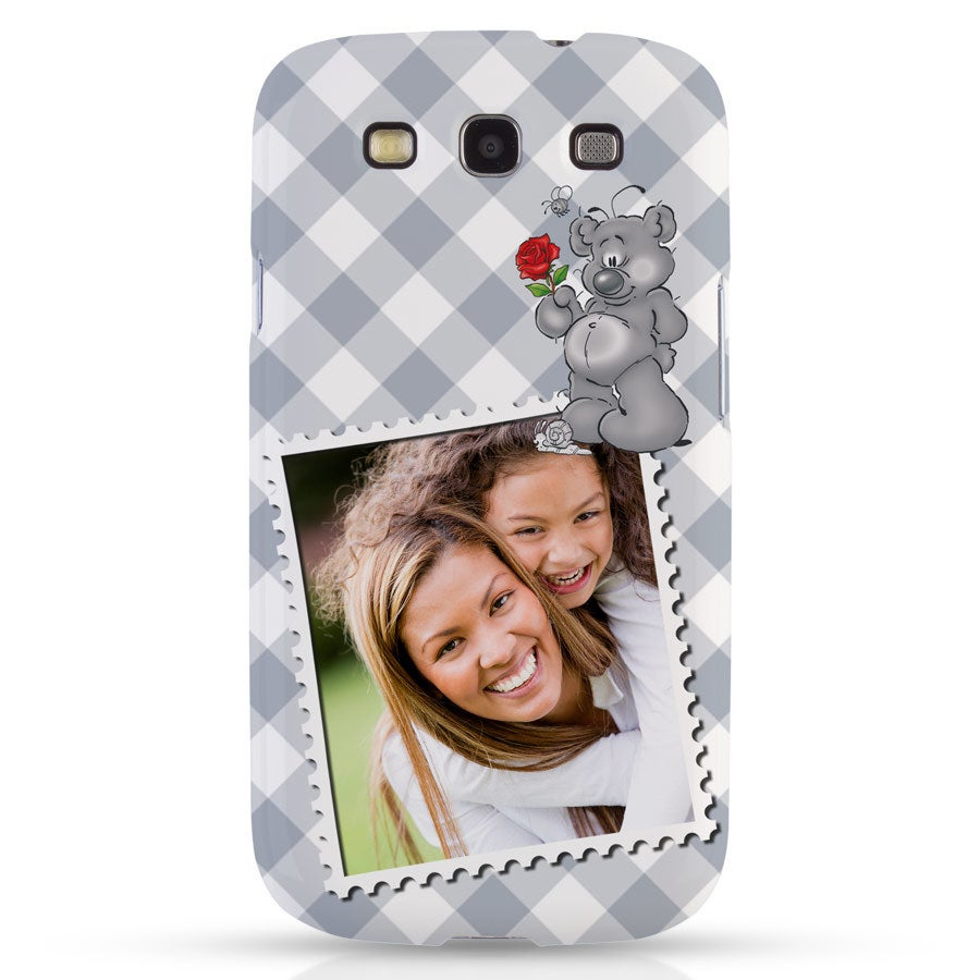 Doodles - Samsung Galaxy S3 - foto case rondom bedrukt