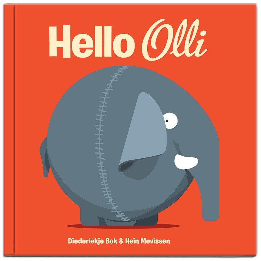 Hello Olli  Hardcover