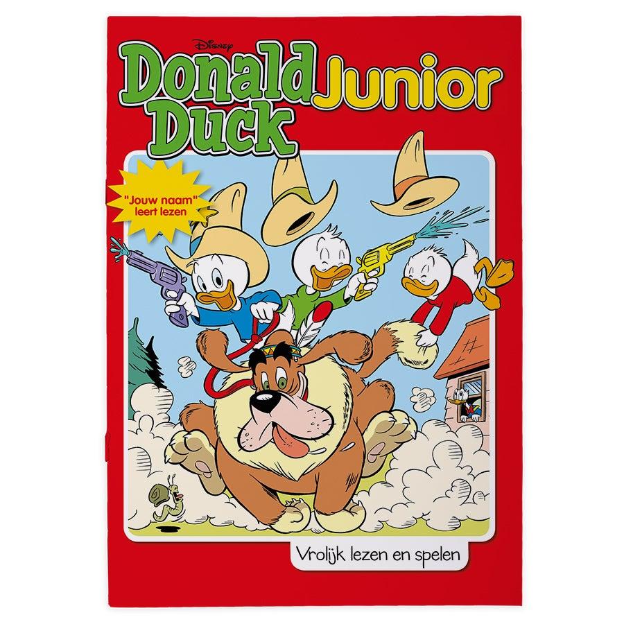 Tijdschrift met naam - Donald Duck - Junior