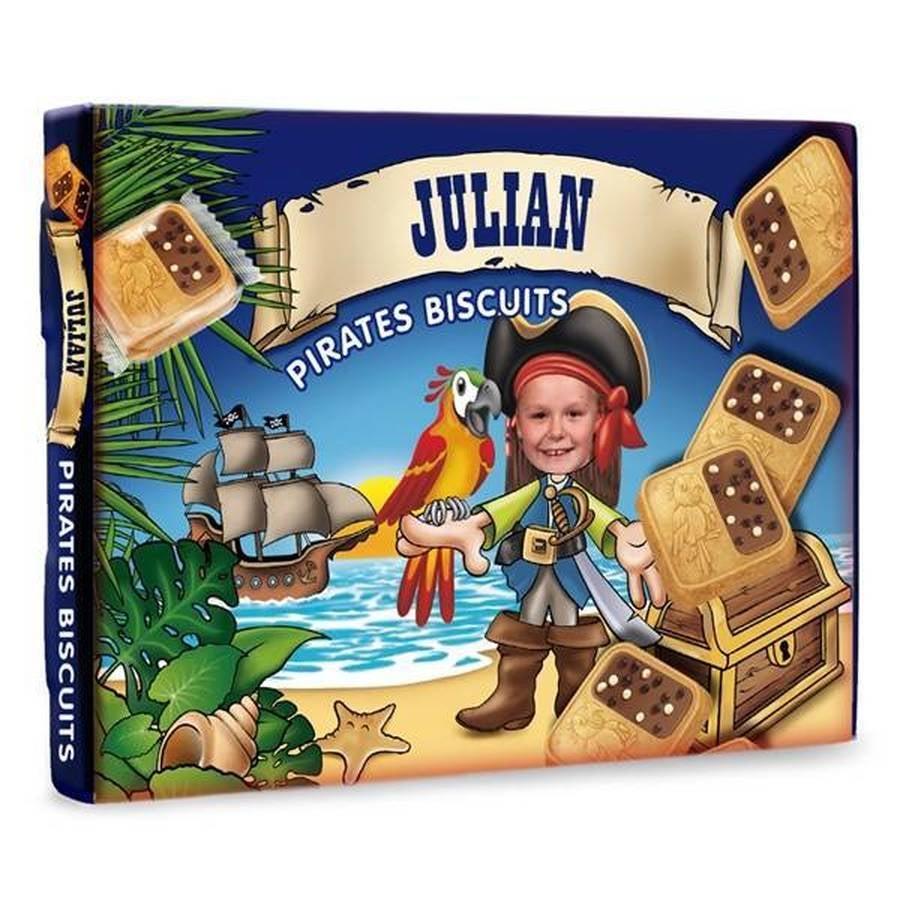 Piraten Keksbox