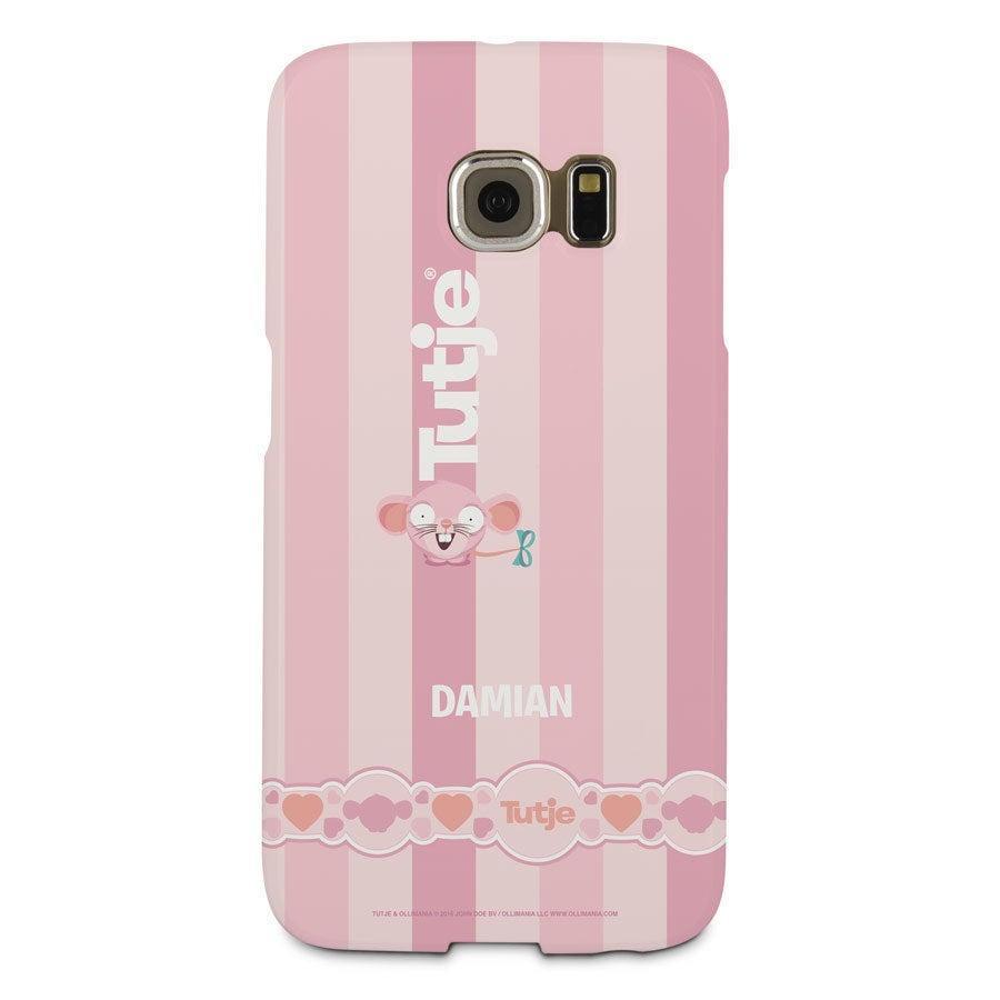 Tutje - Samsung Galaxy S6 edge - foto case rondom bedrukt