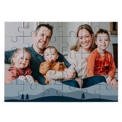 Foto puzzel