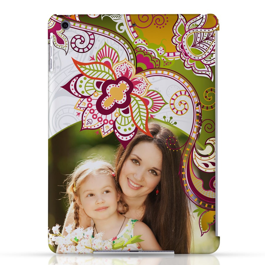 iPad Air - Coque photo 3D