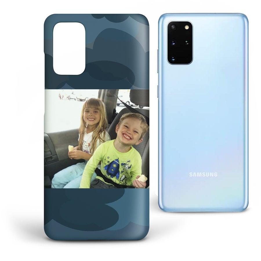 Personlig mobildeksel - Samsung Galaxy S20 Plus - Heldekkende trykk