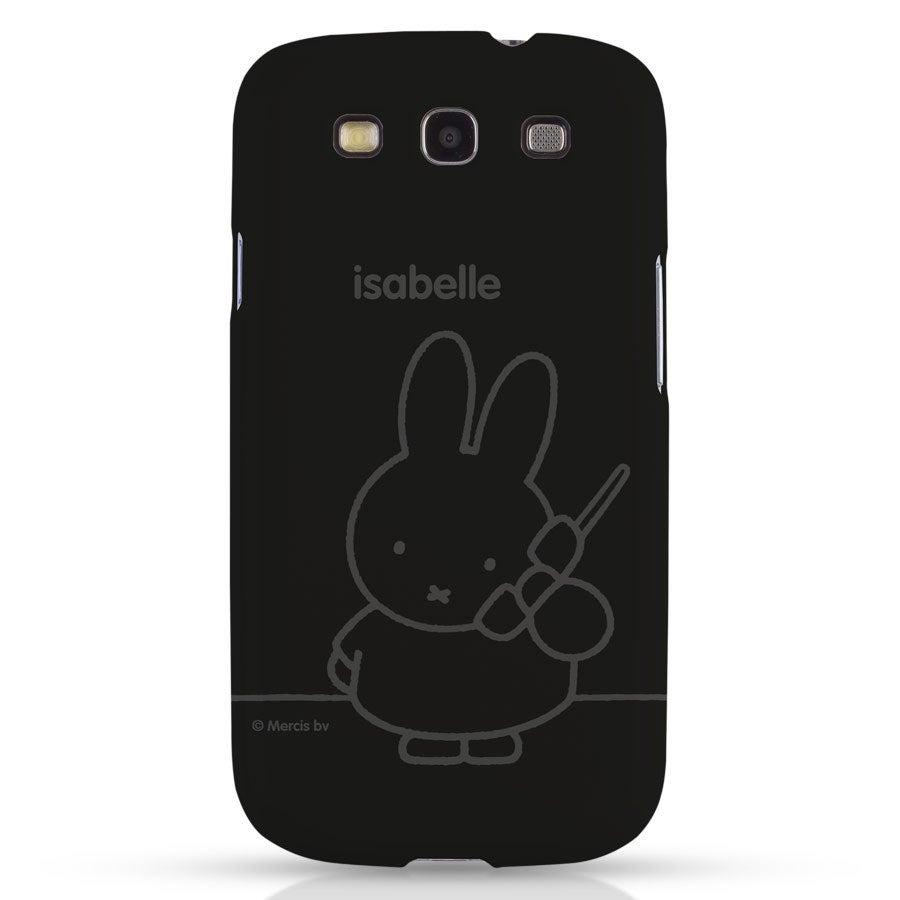 Telefoonhoesje - Samsung Galaxy S3 – 3D bedrukt - nijntje