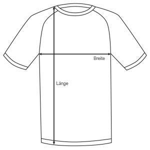 sport shirt größen
