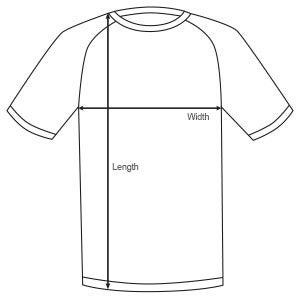 sport shirt sizes