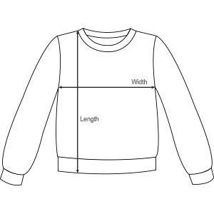 sweater sizes