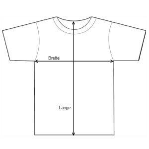 größen T-shirt