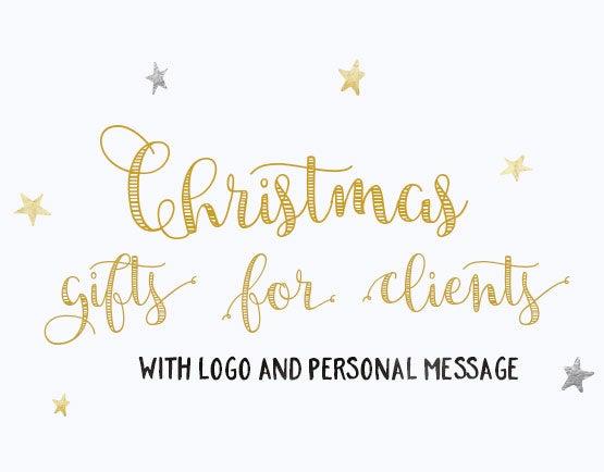 Julegave til klienter