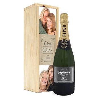 Champagne Personalizzato
