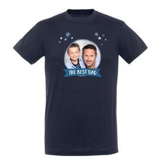 T-shirt do dia dos pais