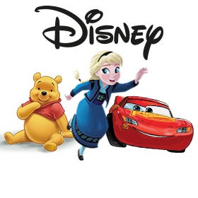 Alle Disney cadeaus