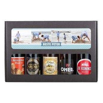 Peter bierpakket - Belgisch