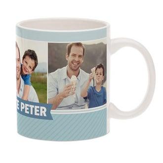 Mok met foto - Peter