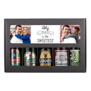 Pivná darčeková súprava