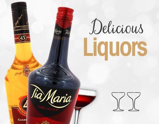 Custom liqueur
