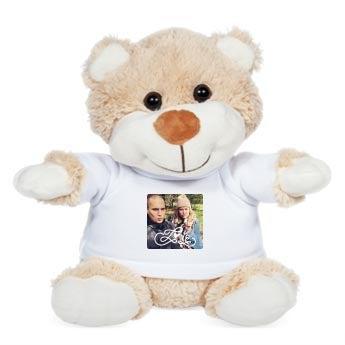 Oscar l'ours en peluche
