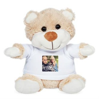 Personalised Betsy bear