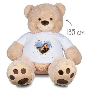 Archibald l'ours géant