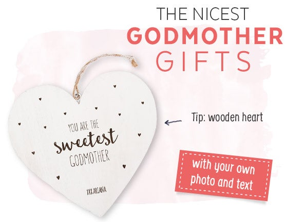Gifts for godmother
