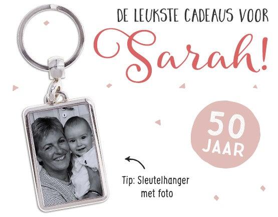 Cadeau voor Sarah