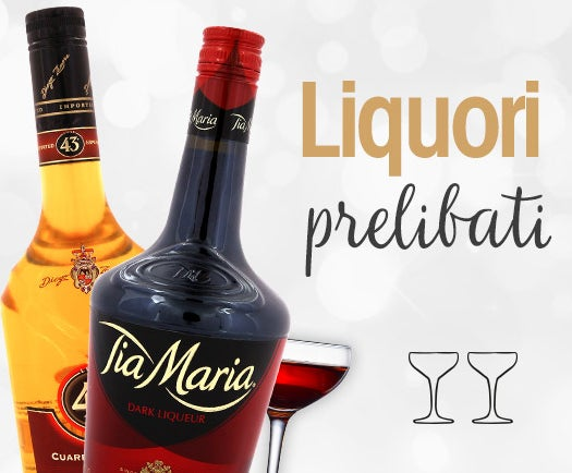Liquore personalizzato
