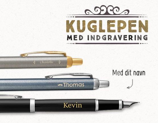 Personlige penne